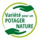 logo semence pomme de terre potager nature