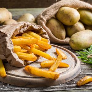 variété de pomme de terre utilisation culinaire frite four purée